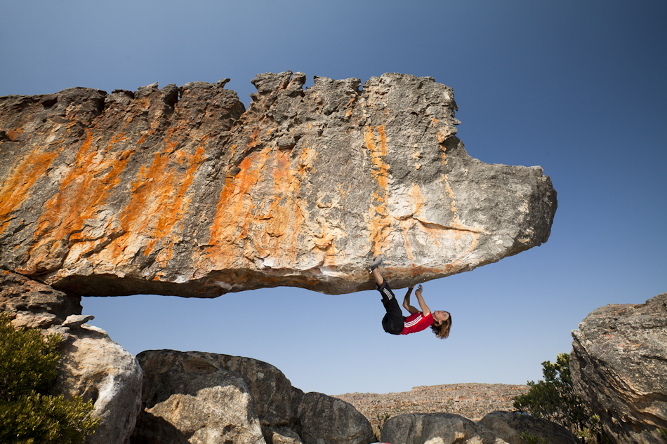 An Introduction to The Art of Bouldering