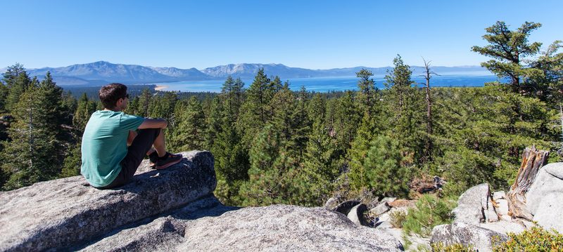 The Fantastic Tahoe Rim Trail