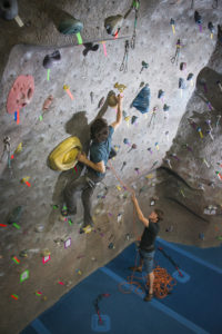 USAC Sport Climbing Competition–April 1, 2017